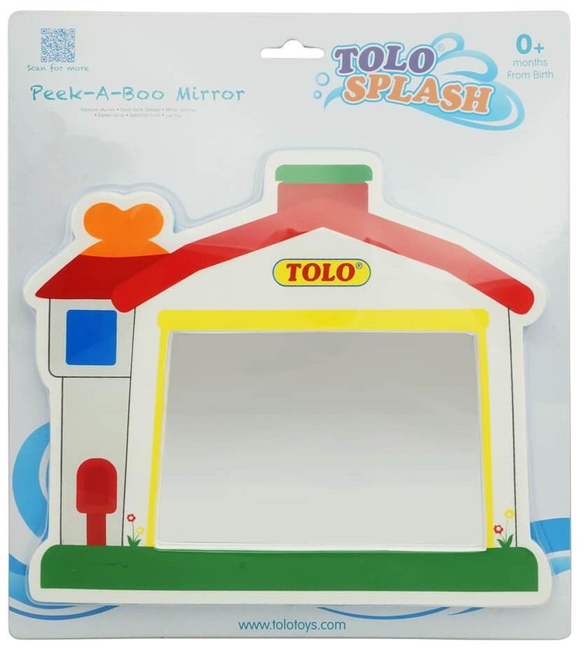 Tolo Toys: Peek-a-Boo - Bath Time Mirror image