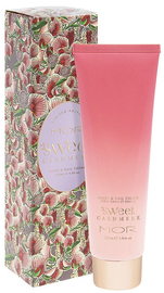 MOR Hand & Nail Cream (Sweet Cashmere, 125ml)