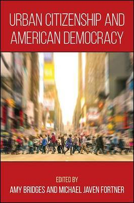 Urban Citizenship and American Democracy image