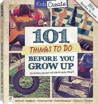 Kids Create: 101 Things to Do Before You Grow Up (binder)