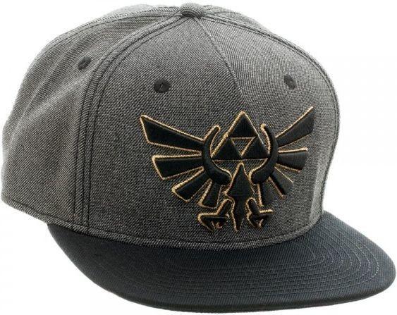 Legend of Zelda  Triforce Logo - Snapback Cap Images at Mighty Ape NZ 569dc457b63