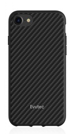 Evutec: iPhone 8 - Karbon Case with AFIX (Black)