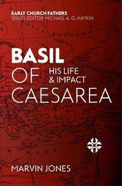 Basil of Caesarea by Marvin Jones image