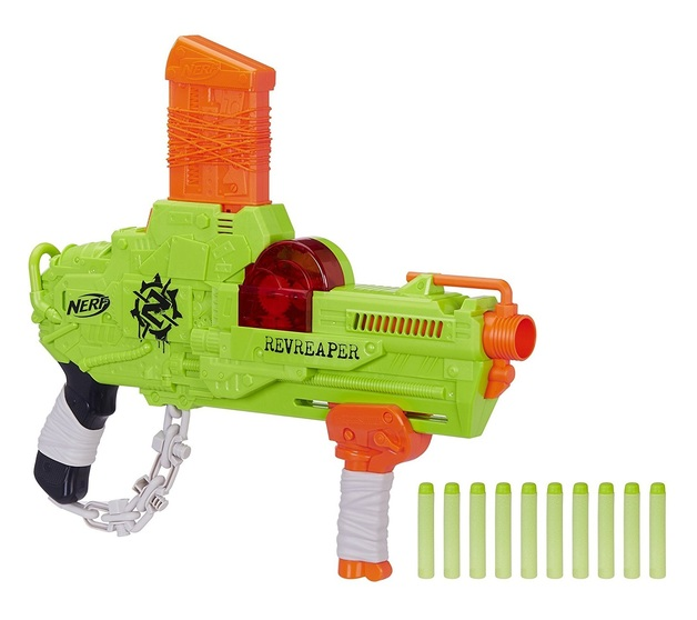 Nerf: Zombie Strike - Revreaper Blaster