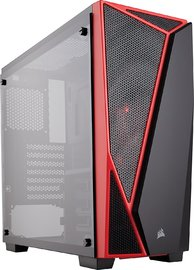 Corsair Carbide Series Spec-04 Tempered Glass Mid-Tower Gaming Case