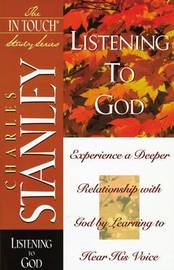 Listening to God by Charles Stanley image