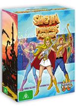 She-Ra - Princess Of Power: Season 2 (6 Disc Box Set) on DVD