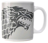 Game of Thrones - Stark Logo Boxed Mug