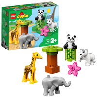 LEGO DUPLO: Baby Animals - (10904)