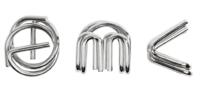 Professor Puzzle - Einstein E=MC2 Metal Puzzles