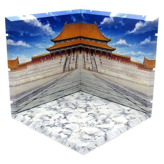 Dioramansion 150: Forbidden City - Figure Display Base