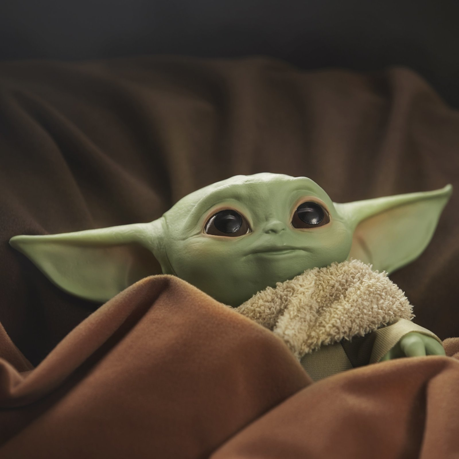 Star Wars: The Child Talking Plush image