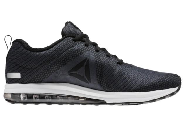 Reebok: Jet Dashride 6.0 Mens Running Sneakers - Black (Size US 9.5)