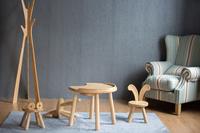 Kids Wooden Zoo Chair - Rabbit