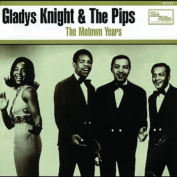 The Motown Years by Gladys Knight & The Pips image