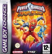 Power Rangers : Ninja Storm for Game Boy Advance