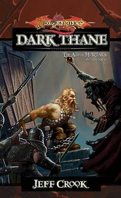 Dark Thane by Jeff Crook image