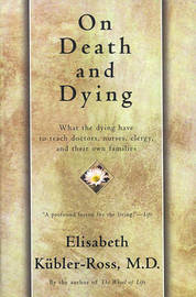 On Death and Dying by Elizabeth Kubler Ross image