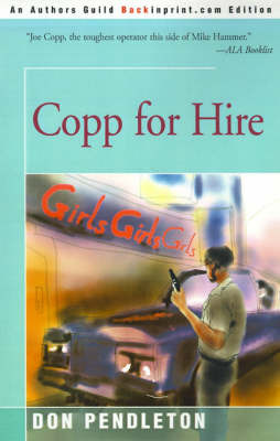 Copp for Hire by Don Pendleton