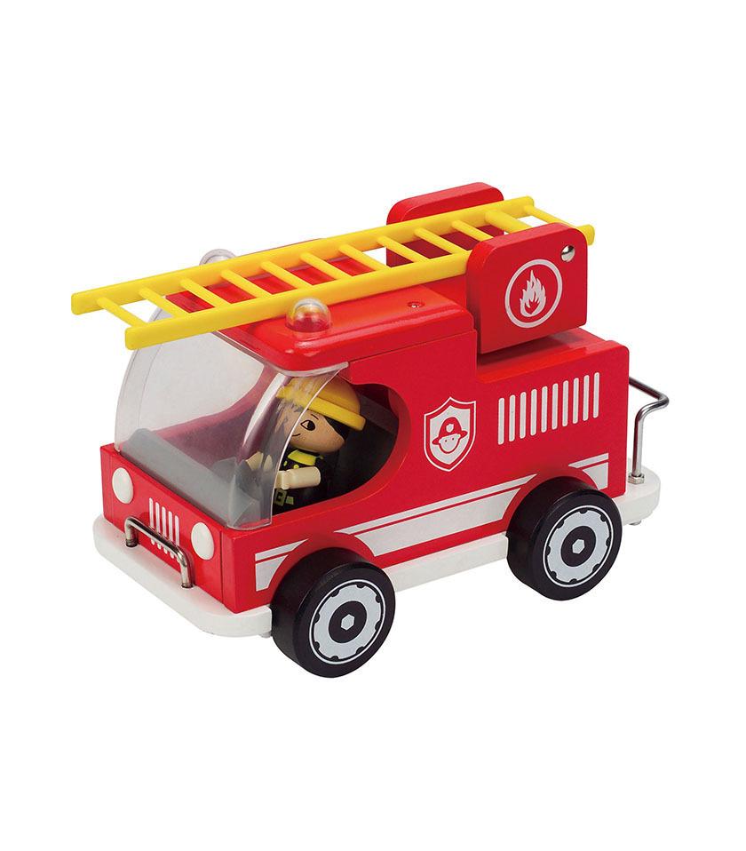 Hape: Fire Truck image