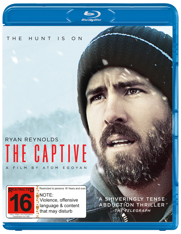 The Captive on Blu-ray