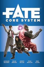 Fate: Core System Rulebook