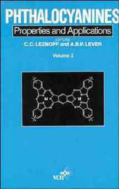 Phthalocyanines: Properties and Applications: v. 3 by A.B.P. Lever image
