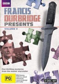 Francis Durbridge Presents... Volume 2 on DVD