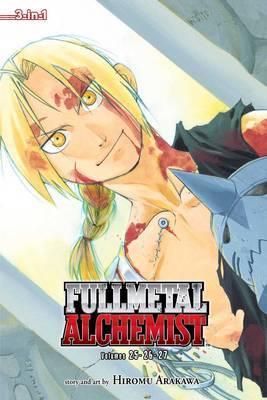 Fullmetal Alchemist (3-in-1 Edition), Vol. 9 by Hiromu Arakawa
