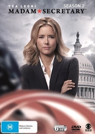 Madam Secretary - Season 2 on DVD