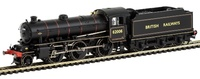 Hornby: BR 2-6-0 '62006' K1 Class - Early BR