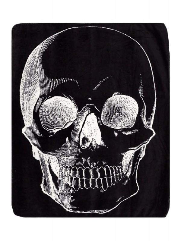 Sourpuss: Skull Blanket image
