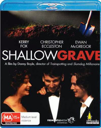 Shallow Grave on Blu-ray