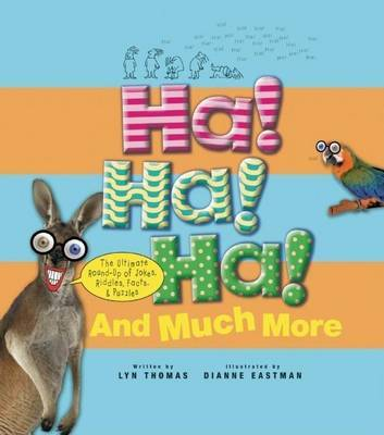 Ha! Ha! Ha! and Much More by Lyn Thomas image