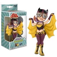 DC Bombshells - Batgirl Rock Candy Vinyl Figure