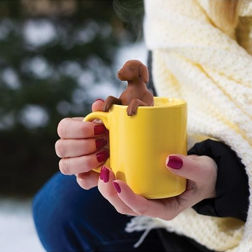 Hot Dog - Dog Tea Infuser image