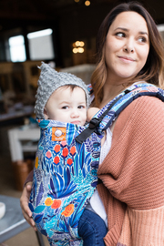 Baby Tula Standard Canvas Carrier - Mystic Meadow