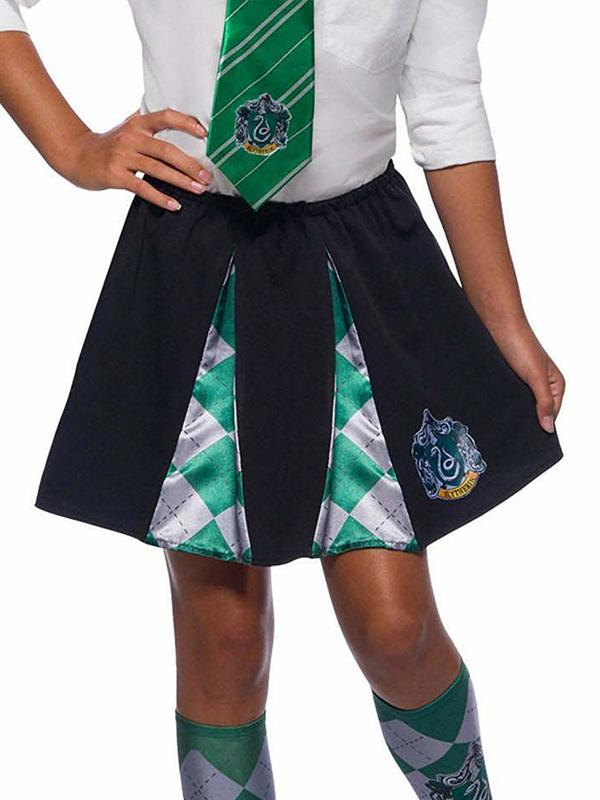 Harry Potter Toys: Kids Slytherin Skirt - One Size