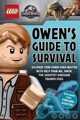 LEGO (R) Jurassic World: Owen's Guide to Survival plus Dinosaur Disaster! by Meredith Rusu