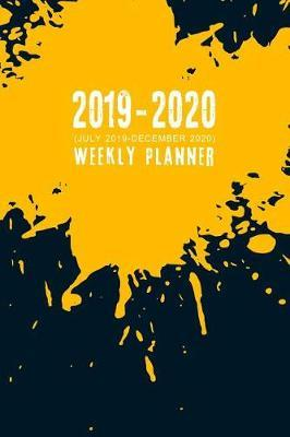 2019-2020 (July 2019-December 2020 Planner) by Michelia Creations
