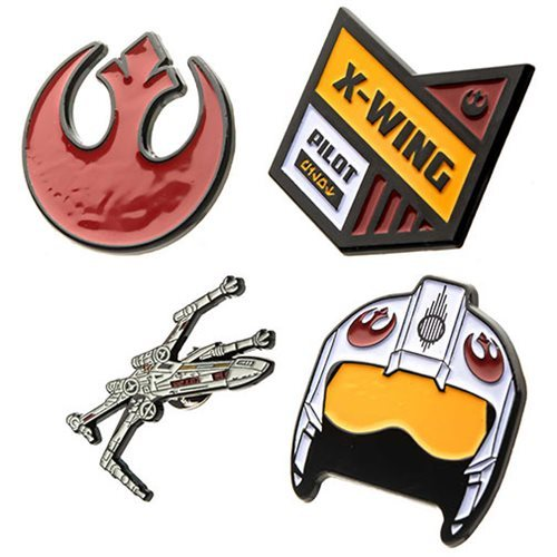 Enamel Pin Join the Resistance Star Wars Official Product Lapel Pin