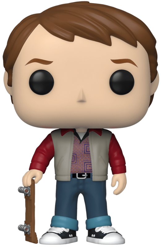 Back to the Future: Marty (1955 ver.) - Pop! Vinyl Figure