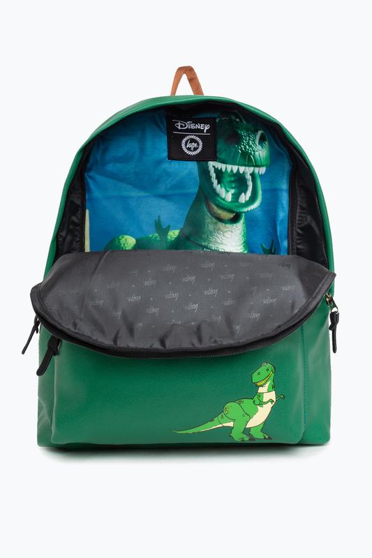 Hype X Disney: Backpack - Rex Dino