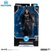 """Justice League: Superman (Black Suit) - 7"""" Action Figure"""