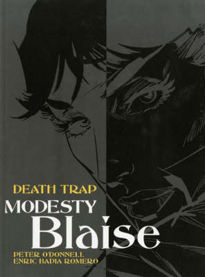 Modesty Blaise - Death Trap by Peter O'Donnell image