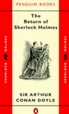 The Return of Sherlock Holmes by Sir Arthur Conan Doyle image