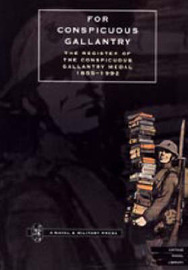 For Conspicuous Gallantry by Phil McDermott image