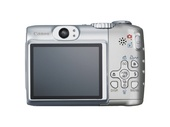 Canon A580 8Mp 4x Optical Zoom Digital Camera image