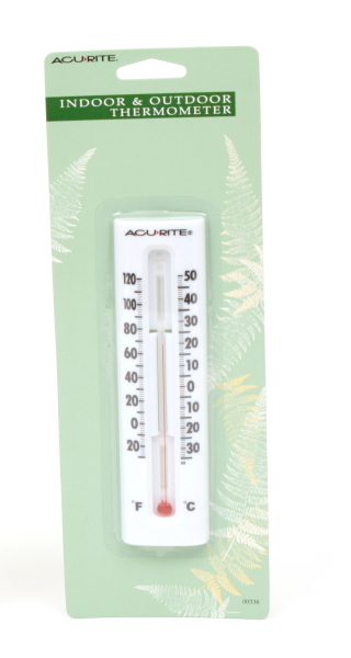 Indoor/Outdoor Wall Thermometer | at Mighty Ape NZ