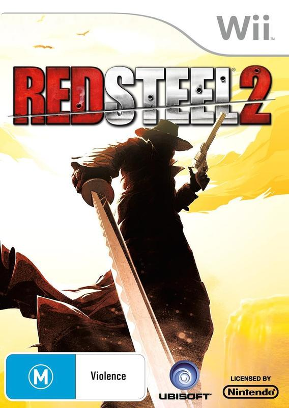 Red Steel 2 + Wii Motion Plus for Nintendo Wii